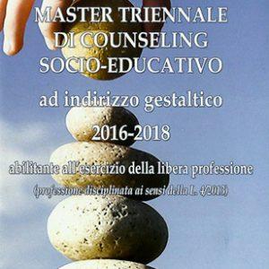 Master triennale di counseling socio-educativo